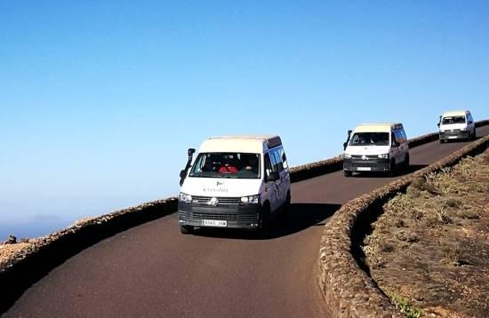 4x4 bus & jeep tour Het noorden van Lanzarote