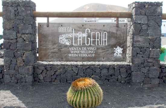 Busexcursie vuur & wijn Lanzarote