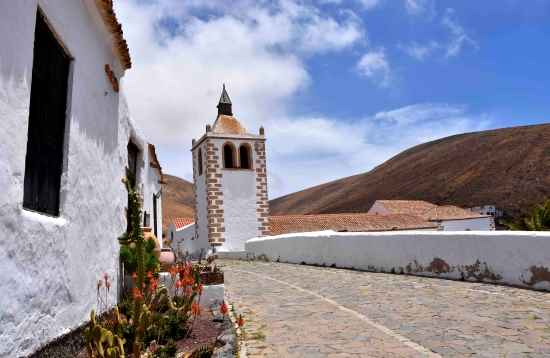 Excursie van Lanzarote naar Fuerteventura