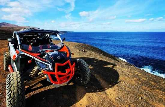Buggy tour 1000 turbo 175 HP Lanzarote