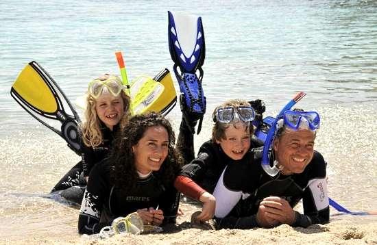 Snorkelen in Costa Teguise Fuerteventura