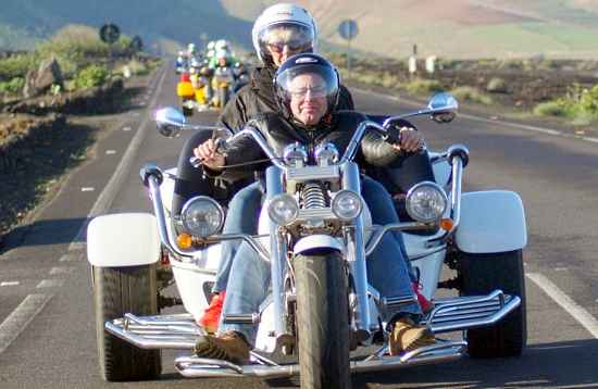 Avontuur Trike tour Lanzarote