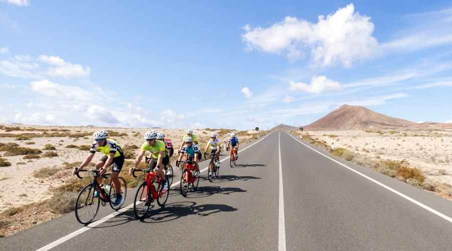 Cycling in Lanzarote