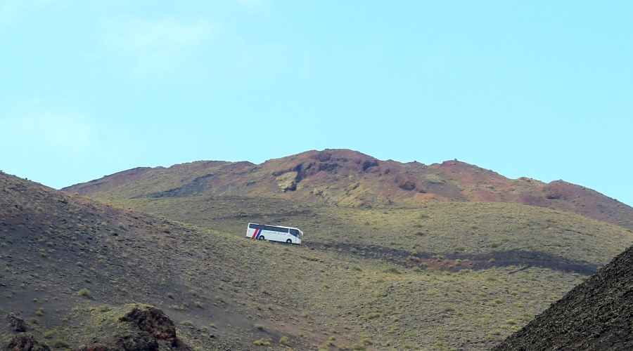 Lanzarote bus tours