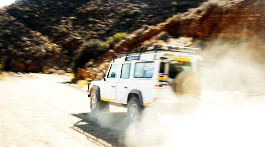 Lanzarote jeep safari