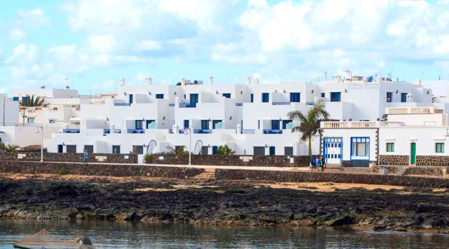 La Graciosa accommodation